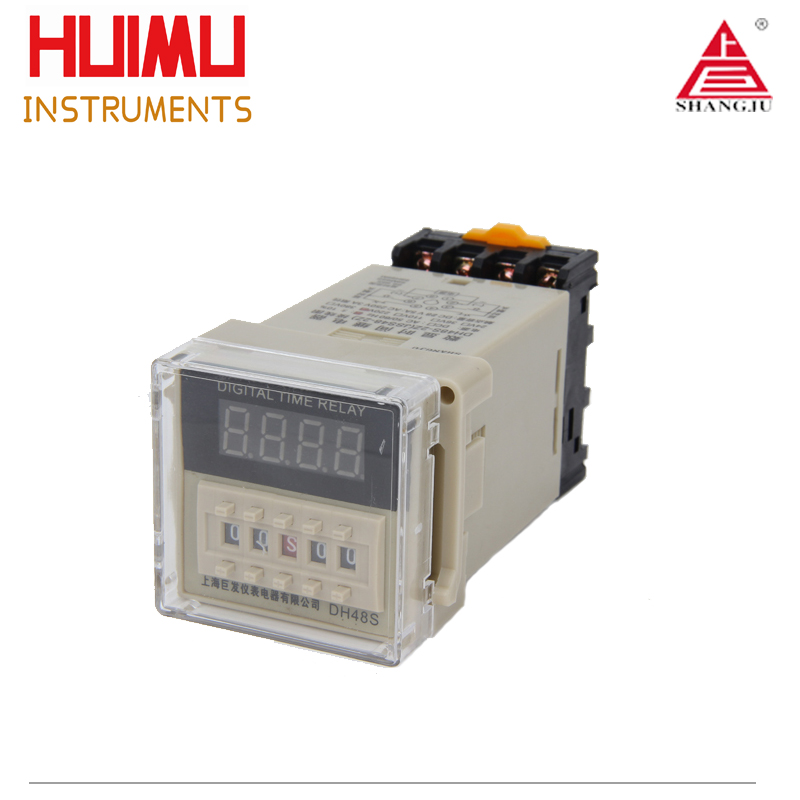DH系列 DH48S (1组无源触点输出) 图片