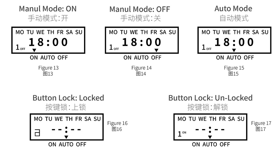 How to timing setting 2