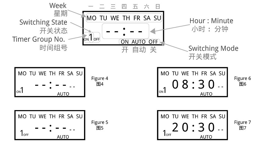 Timing Setting image How to set timer